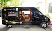 Đặt xe Xe Víp có ghế Massage Phú Chánh đi Vũng Tàu  0968494355