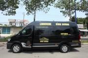 Đặt xe Xe Limousine Bến Cát đi Bà Rịa 19000180