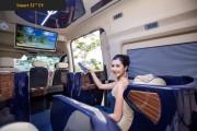 Đặt xe Khung giờ xe Víp Limousine Vũng Tàu xuất bến đi Bến cát Bình Dương 0968494355