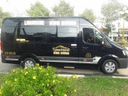 Đặt xe Xe Limousine từ Bầu Bàng đi Vũng Tàu 0967299449