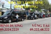 Đặt xe 2K cho chuyến đi từ Bình Dương Đi Vũng Tàu 0922248222
