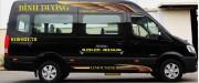 Đặt xe Xe limousine Tân Định Bến Cát đi Vũng Tàu 0964299449
