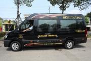 Đặt xe Limousine Vũng Tàu 19000180 đi Bình Dương